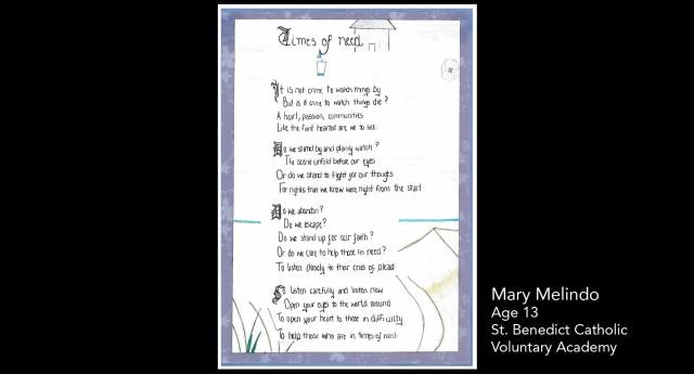 8 Mary Melindo